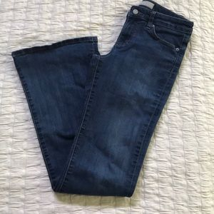 Banana Republic Wide-leg Jeans Size 4